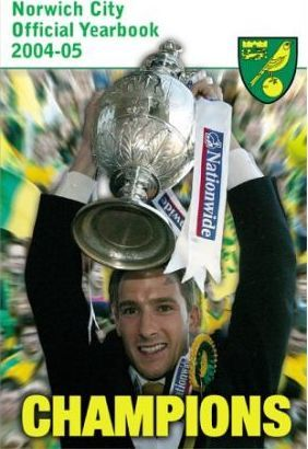 Norwich City Official Yearbook 2004-2005