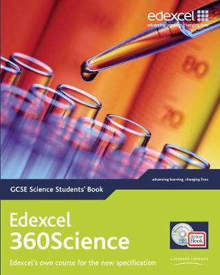 Edexcel GCSE Science: Pupil's Active Pack Book with CDROM