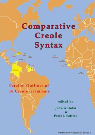 Comparative Creole Syntax Cover Image