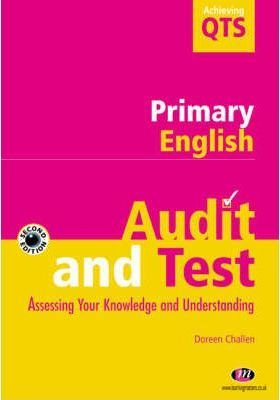 Primary English: Audit and Test