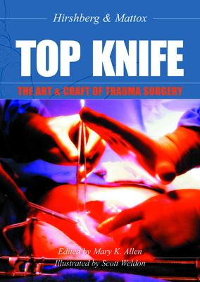 Top Knife - Asher Hirshberg, Kenneth L. Mattox