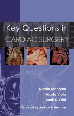 Key Questions in Cardiac Surgery Cover Image