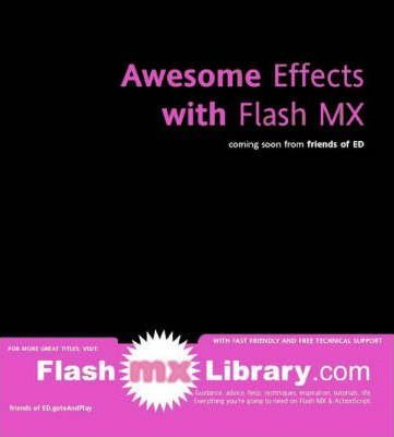 Flash MX Most Wanted  Fast and Fun Design Dynamite