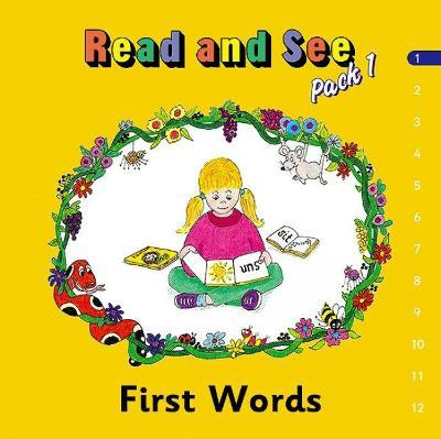 Jolly Phonics Read and See, Pack 1 Cover Image