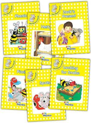 Jolly Phonics Readers, Inky & Friends: Level 2