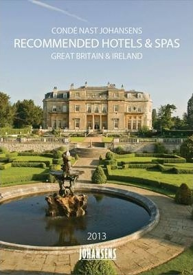 Conde Nast Johansens Recommended Hotels & Spas 2013