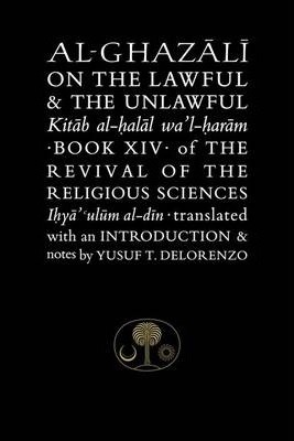 Al-Ghazali on the Lawful and the Unlawful Cover Image