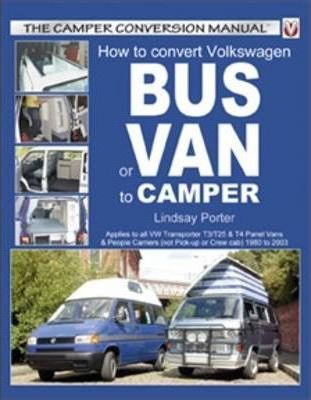 How To Convert Volkswagen Bus Or Van Camper