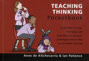 Teaching Thinking Pocketbook Cover Image
