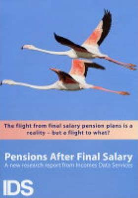Pensions After Final Salary 2003/2004 2003/04