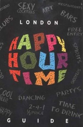 London Happy Hour Time Guide
