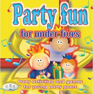 Party Fun for Under 5's