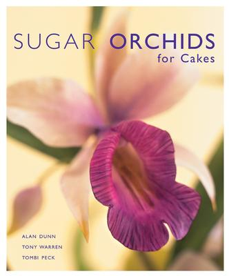 Sugar Orchids for Cakes Cover Image