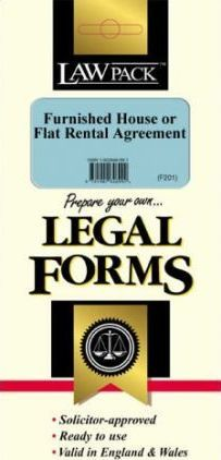 Furnished House or Flat Rental Agreement