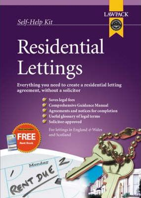 Residential Letting Kit