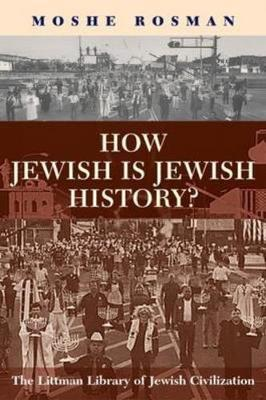 How Jewish is Jewish History? Cover Image