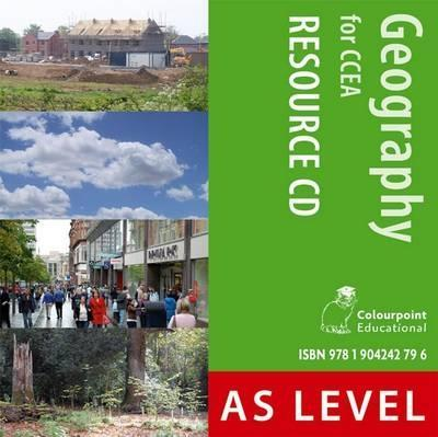 Geography for CCEA AS Level: Resource CD