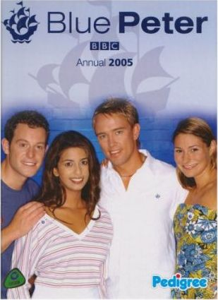 """""""Blue Peter"""" Annual 2005"""