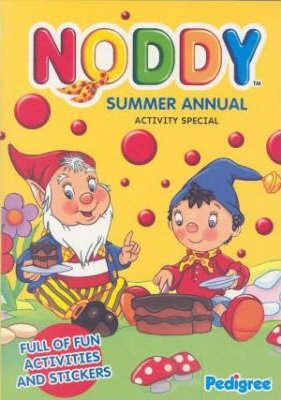 Noddy Summer Activity Book