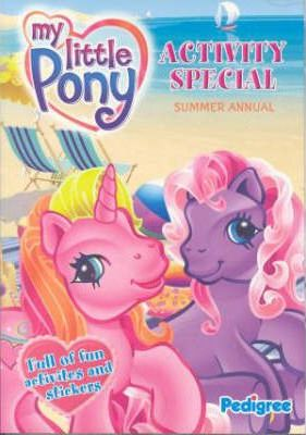 My Little Pony Summer Activity Book