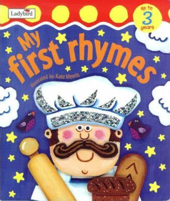My First Rhymes Board Book