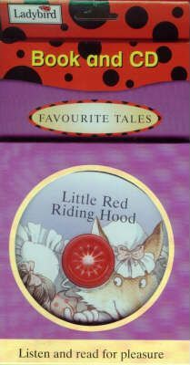 Little Red Riding Hood Book and CD