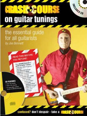 Crash Course on Guitar Tunings