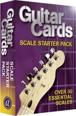 Scale Starter Pack: Guitar Cards