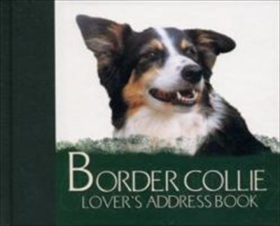 The Border Collie Lover's Address Book