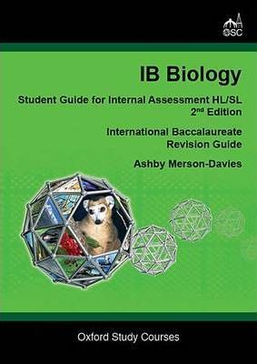 biology internal assessment Biology internal assessment working through the assignment to achieve successful outcomes 24 marks maximum 20% of your total biology grade 10 hours work.