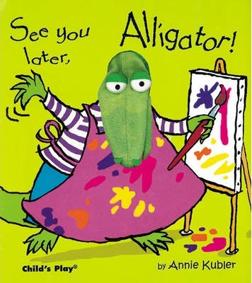 see you later alligator text