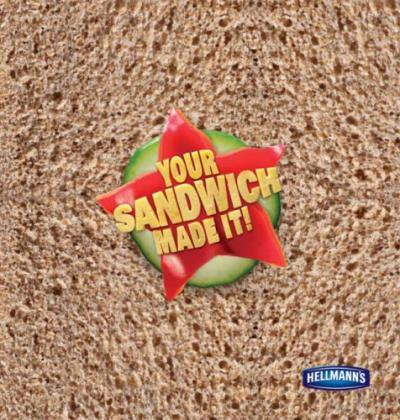Your Sandwich Made it