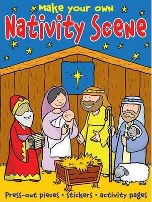 Make Your Own Nativity Scene