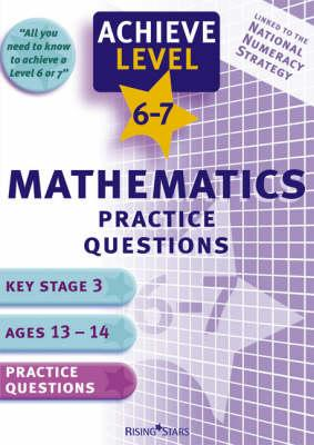Achieve Maths Practice Questions (KS3): Level 6/7