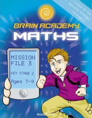 Brain Academy Maths Mission File 3 (Ages 7-9)