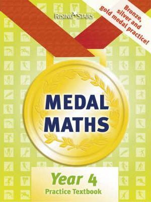 Medal Maths Practice Textbook Year 4: Year 4