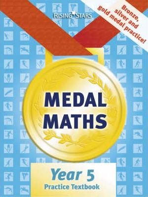 Medal Maths Practice Textbook Year 5: Year 5