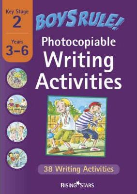Boys Rule!: Photocopiable Writing Activities 1