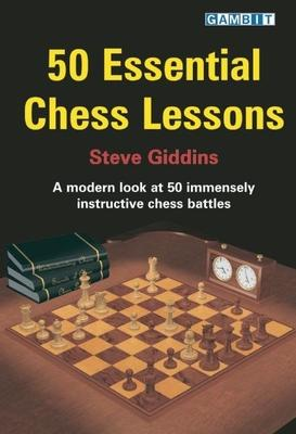 50 Essential Chess Lessons Cover Image