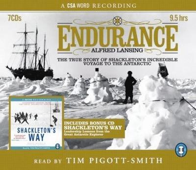 Endurance & Shackletons Way