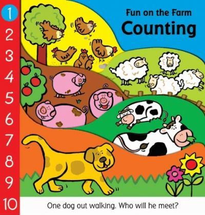 Fun on the Farm Counting