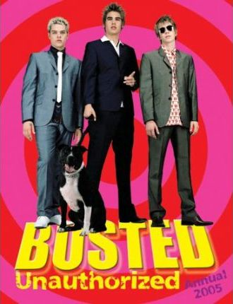 """Busted"" Unauthorized"