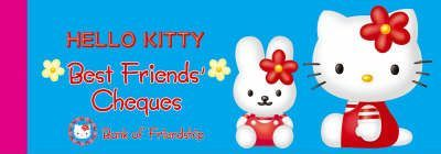 """Hello Kitty"" Best Friends' Cheques"