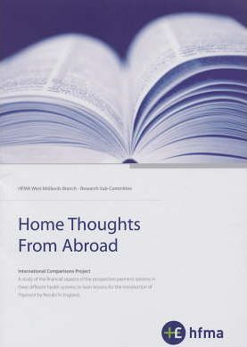 Home Thoughts from Abroad