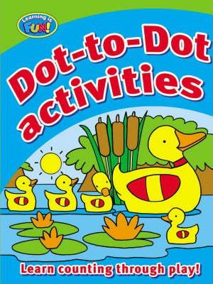 My First Dot to Dot Activity Book