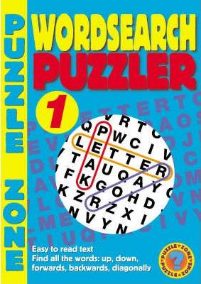 Word Search Puzzler 1 and 2