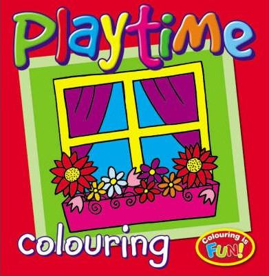 Playtime Colouring 1and 2