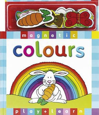 Magnetic Play and Learn Colours