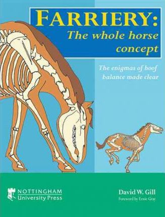 Farriery: The Whole Horse Concept Cover Image