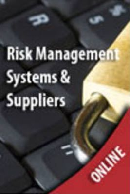 Risk Management Systems and Suppliers Guide Online